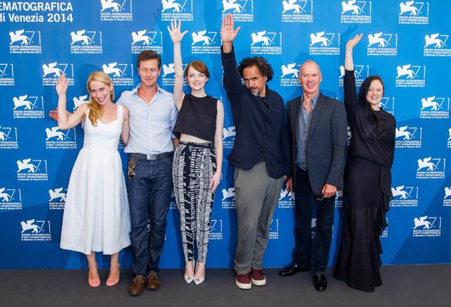 第71回ベネチア国際映画祭開幕!イニャリトゥ監督初のコメディに高い評価