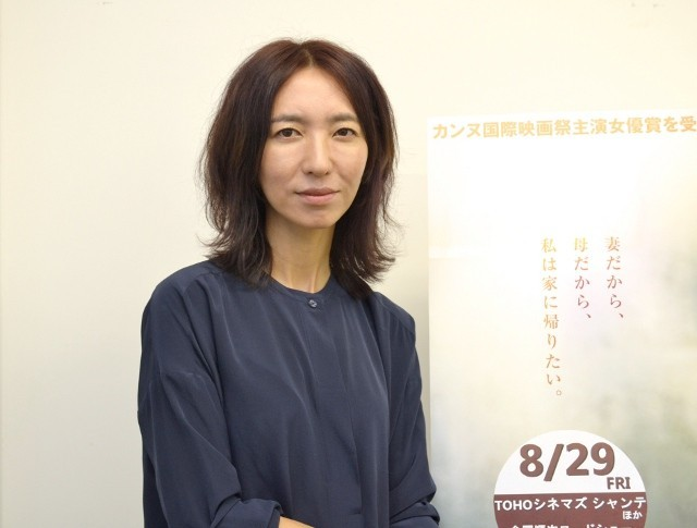元女優のパン・ウンジン監督
