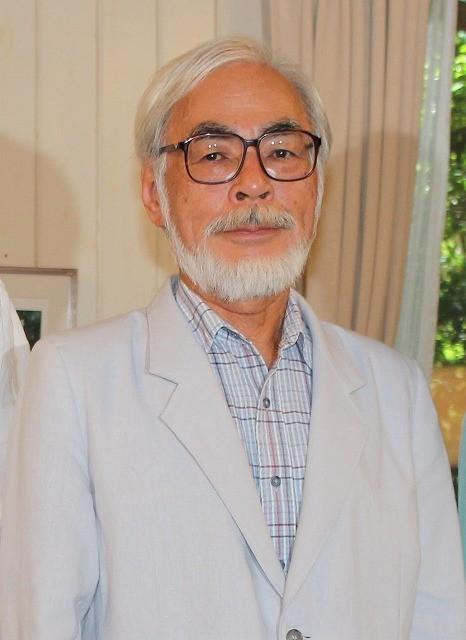 宮崎駿監督にアカデミー賞名誉賞