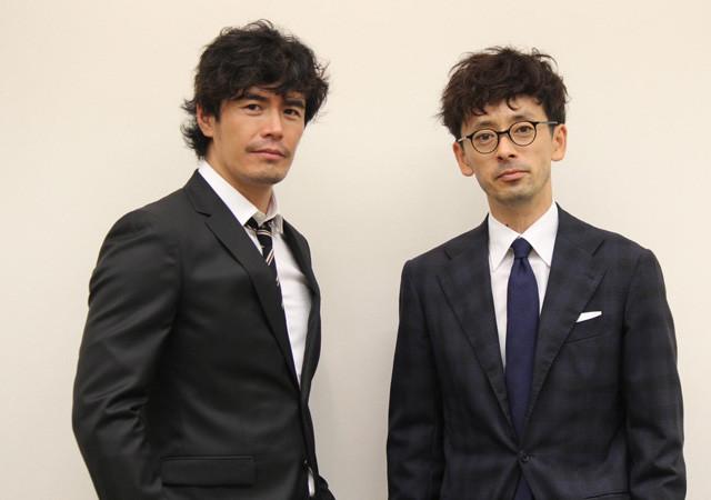 伊藤英明×滝藤賢一 連続ドラマW「罪人の嘘」で刺激的な初共演