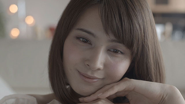 加藤夏希、結婚後初の主演作がクランクアップ 愛に悩む女優を熱演