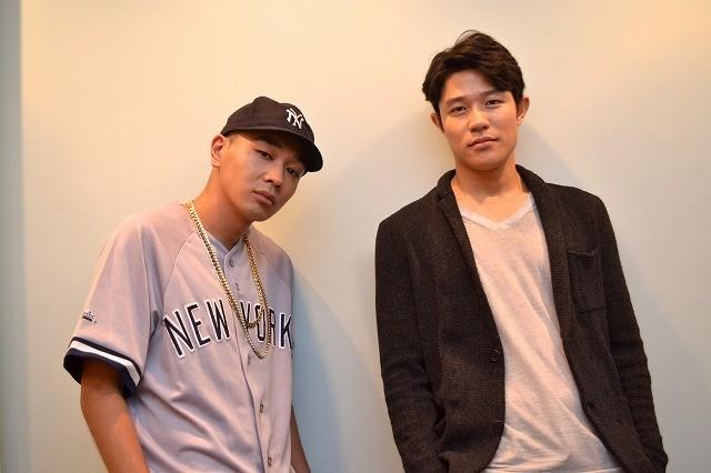 鈴木亮平×YOUNG DAIS 園子温監督作「TOKYO TRIBE」にかけた男の勝負と決意