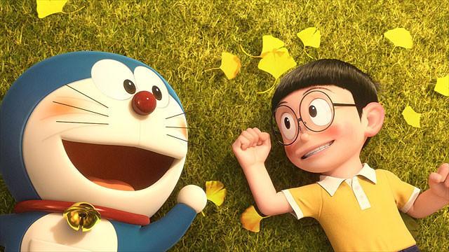 【国内映画ランキング】「ドラえもん」強し!「ルパン三世」は2位、3位に「LUCY」