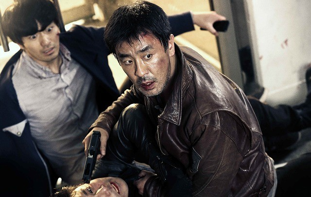 カンヌ映画祭上映作「ポイントブランク 標的にされた男」11月公開決定!