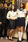 「鬼灯さん家のアネキ」主演の谷桃子、サプライズの誕生日祝いに感激!