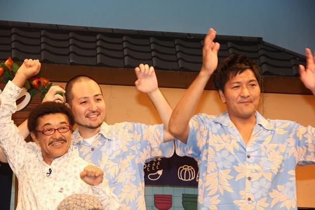 おきなわ新喜劇旗揚げ!東名阪・沖縄の8会場で全国ツアー決定