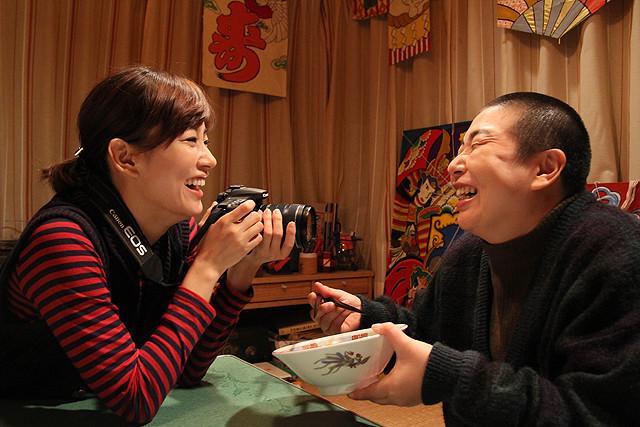 森三中・大島がおっさん役で女優賞を受賞した「福福荘の福ちゃん」予告編完成
