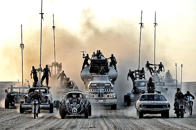 「マッドマックス」最新作、狂気に満ちた過酷な世界が垣間見える特報映像完成