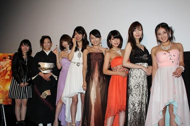坂口杏里、主演映画公開で感涙「本当に頑張りました」