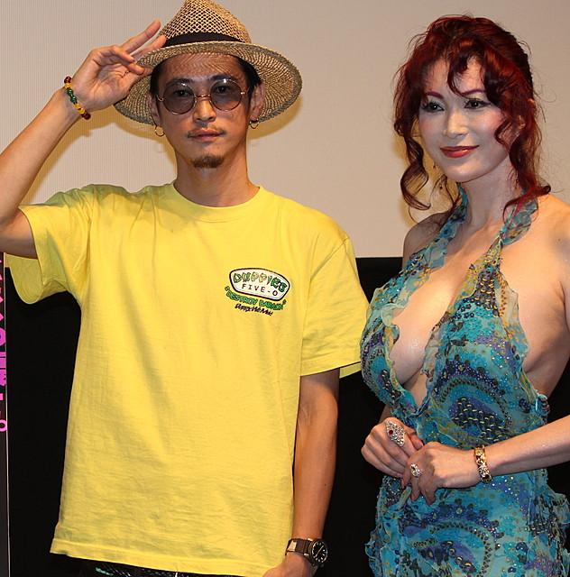 叶美香 結構ノッていた 園子温監督とレディ ガガの来日公演に 映画ニュース 映画 Com
