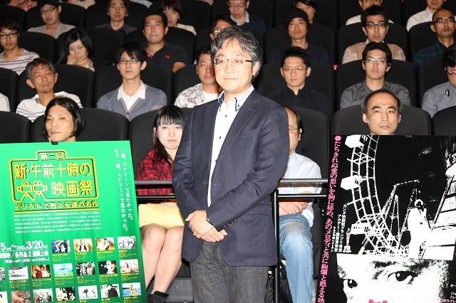 映画評論家・町山智浩氏が特別講義 「映画における悪役」について語る