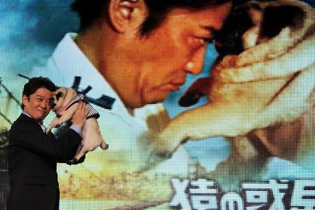 坂上忍、ハリウッドからのオファーは「猿役限定で受けます!」