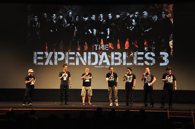 町山智浩氏&水道橋博士ら、したコメ映画祭で「エクスペンダブルズ3」の魅力を徹底解説! - 画像4