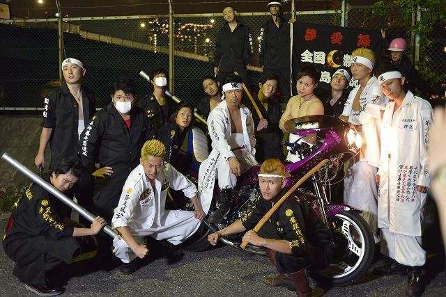 「EXILE」MATSUに暴走族総長の過去!? 特攻服姿の写真が公開