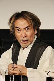 映画イベントで得意の怪談を披露「劇場版 稲川怪談 かたりべ」