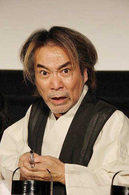 稲川淳二、主演作「かたりべ」一日一食の撮影で鬼気迫る表情に