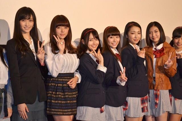 篠崎愛、女子高生役に未練 アイドル豪華共演の青春映画「アルプス女学園」で制服卒業?