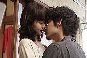初共演を果たす多部未華子と綾野剛「ピース オブ ケイク」