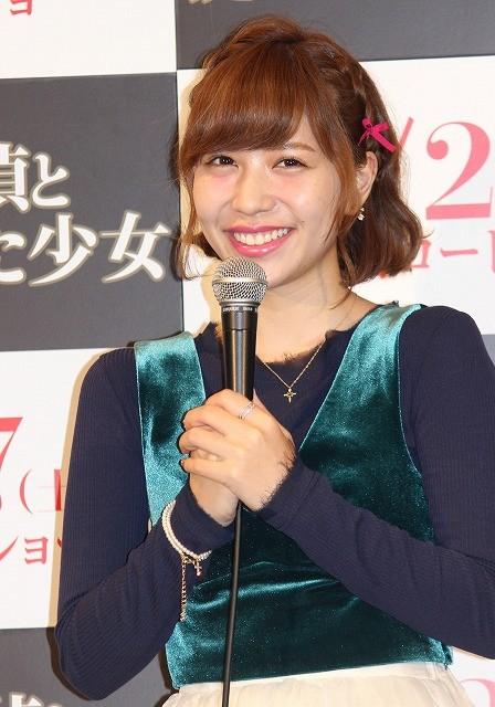 元AKB48の河西智美、消したい記憶は「回転コマネチ」