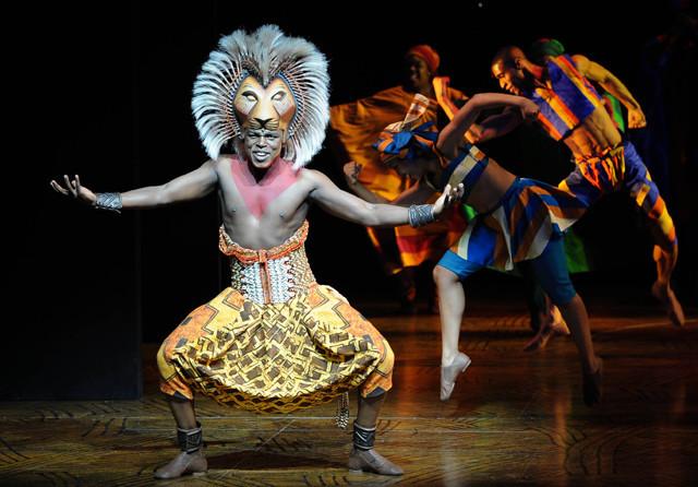 世界中で大ヒットのミュージカル「ライオン・キング」