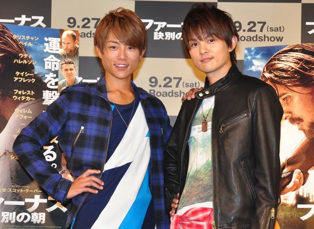 杉浦太陽&タカオ兄弟、「ファーナス」イベントで熱い絆を明かす!