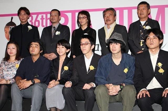 PFFアワード2014グランプリは「ナイアガラ」の早川千絵監督