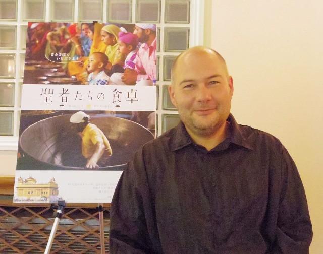 10万食を無償提供する印・黄金寺院に迫った「聖者たちの食卓」が問う食のあり方