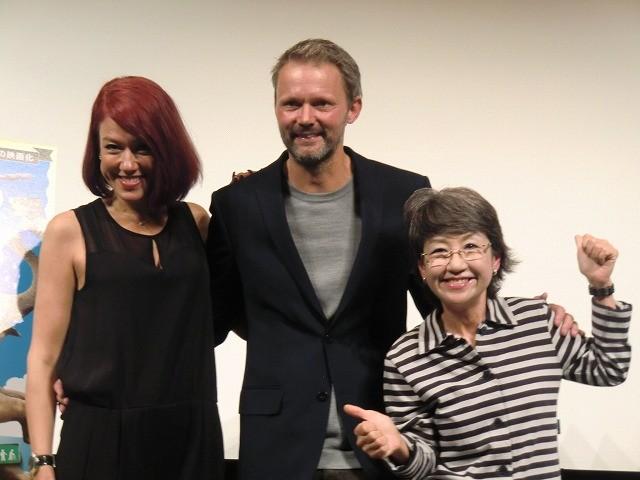 本国で「アナ雪」を超えたスウェーデン映画が日本上陸! LiLiCo&綾戸智恵が監督とトーク