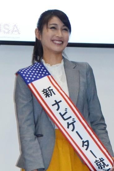 長谷部瞳、知られざるアメリカを旅…「ロッキー」まね全力疾走!