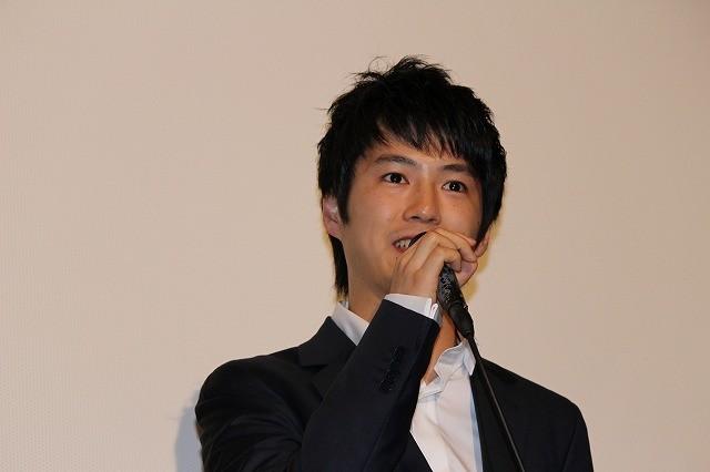 吉木遼、初主演作公開に恐縮「全く自分を見れなかった」