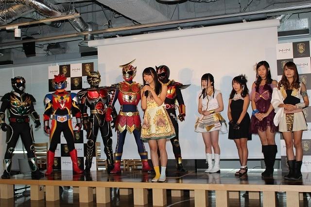 「ドラゴンネスト」スペシャルサポーターの座をかけご当地代表ヒーロー&アイドルが集結! - 画像10