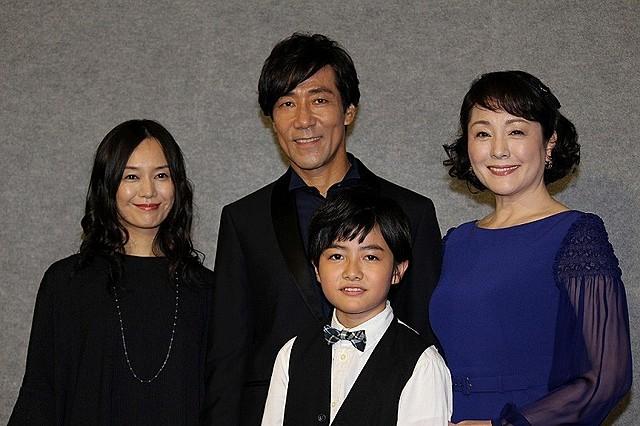 松坂慶子、NHK時代劇の役作りは「上沼恵美子さんをイメージ」