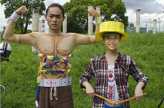 森川葵&菅田将暉の「チョコリエッタ」15年1月に公開決定 東京国際映画祭にも出品