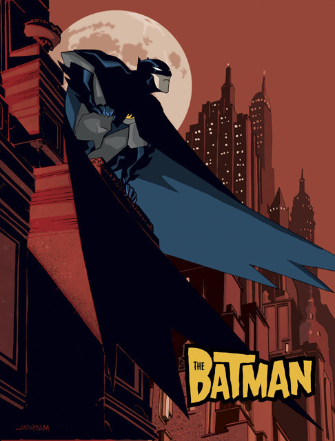 「バットマン」75周年記念切手がアメリカで発売へ