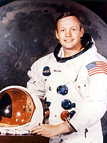 宇宙飛行士ニール・アームストロング「フィフス・エステート 世界から狙われた男」