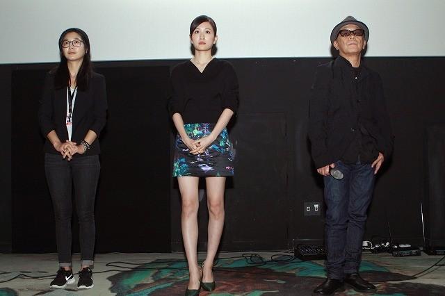 前田敦子、2年連続で釜山映画祭参加に笑顔