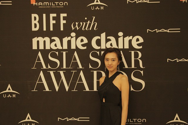 杉野希妃「欲動」で釜山国際映画祭「Asia star award 2014」最優秀新人監督賞受賞!