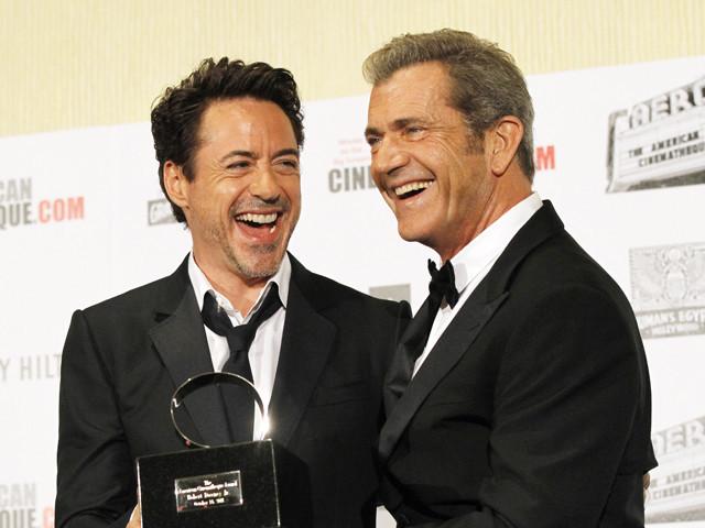 ロバート・ダウニー・Jr.「メル・ギブソン監督なら『アイアンマン4』やる」
