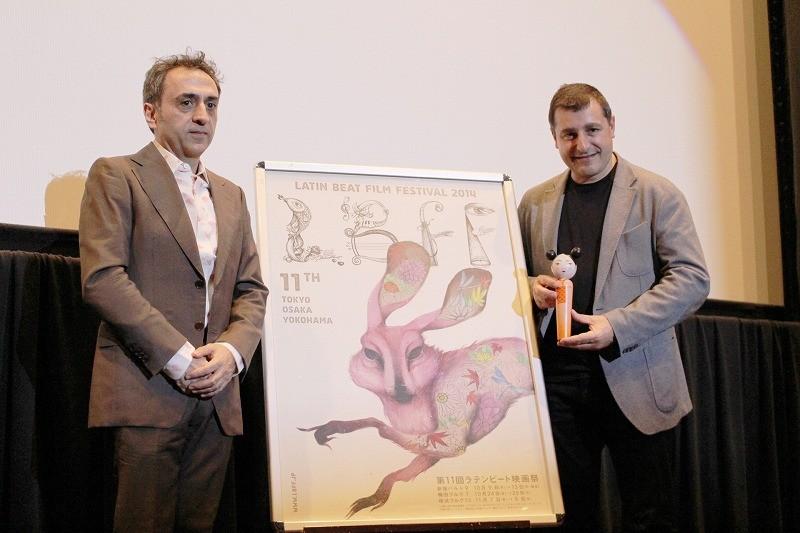 第11回ラテンビート映画祭が開幕 スペイン美食ドキュメンタリーのソムリエが来日