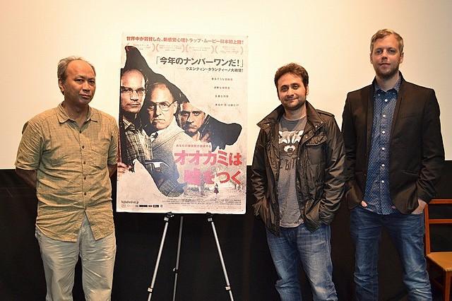 「オオカミは嘘をつく」イスラエルの新鋭監督コンビ、製作スタンスは「見たい映画を作る」