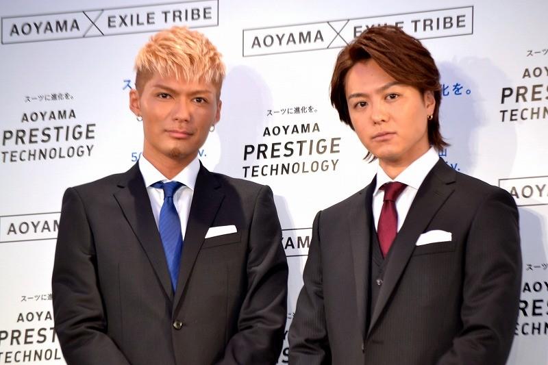 「EXILE」TAKAHIRO、SHOKICHI&関口メンディのクールなCMに嫉妬?