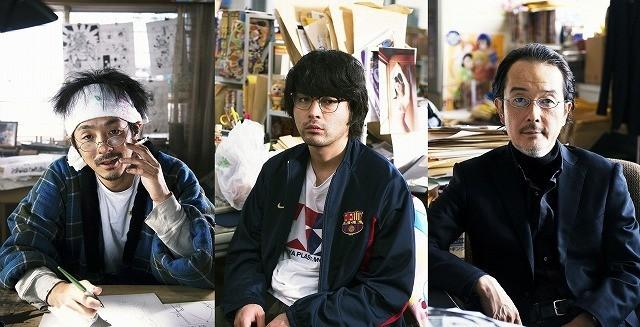 クドカン「得意中の得意」漫画家役で「バクマン。」出演!山田孝之&リリー・フランキーも参加