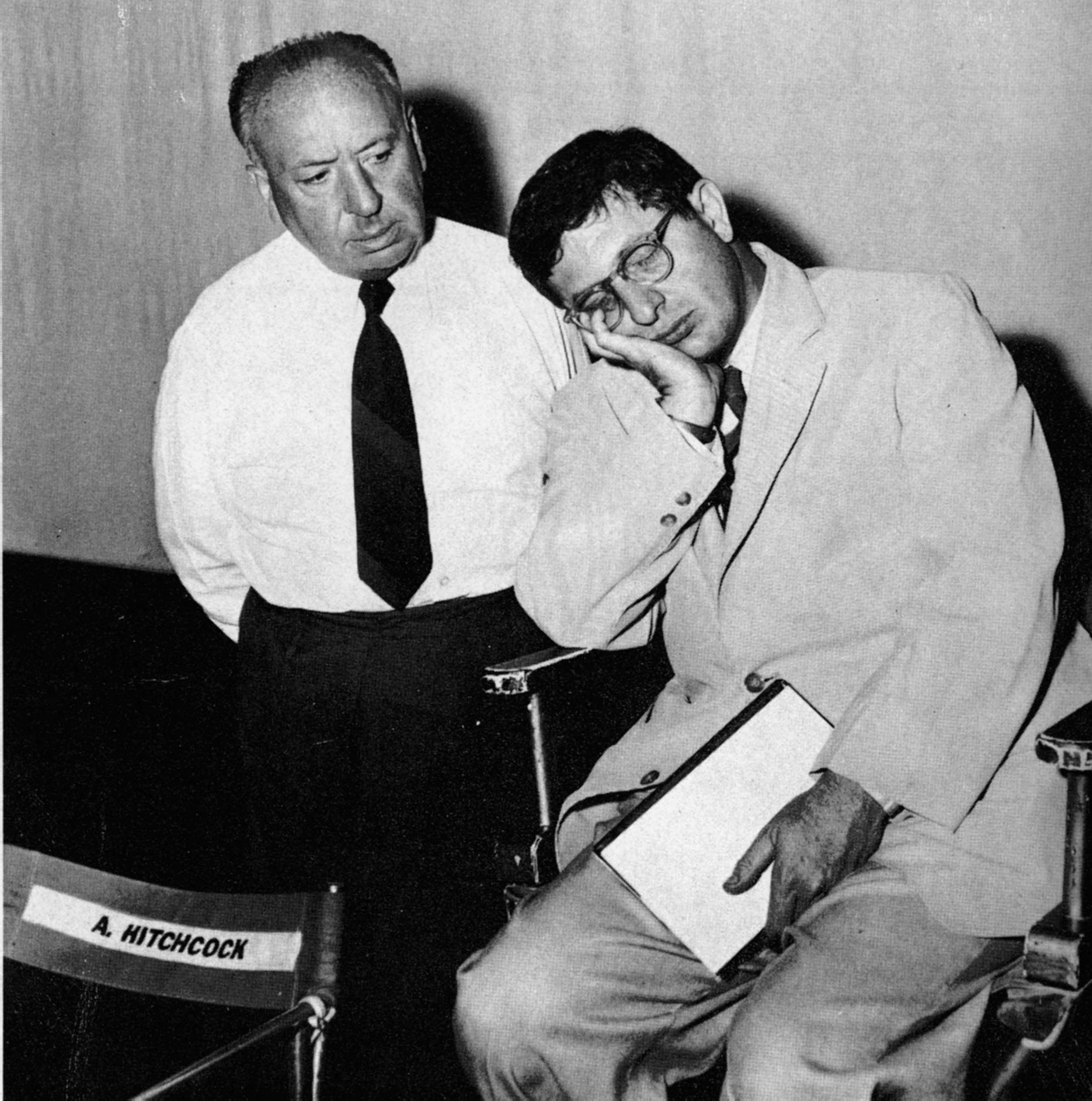 米誌、映画史における監督&作曲家の名コンビを特集