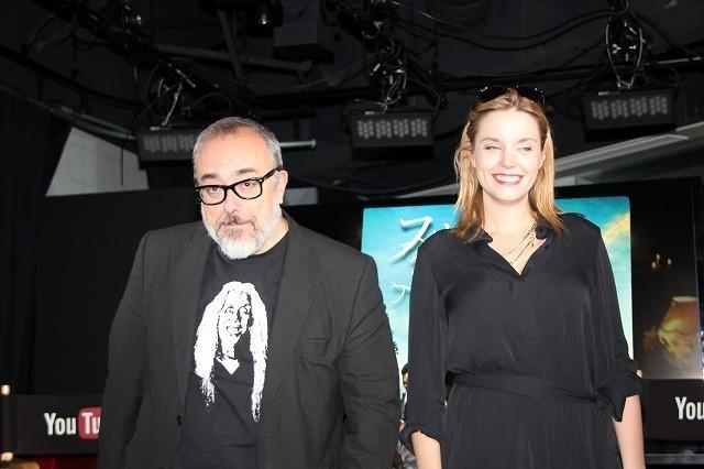 スペインの鬼才・イグレシア監督、影響受けたのは「ゴジラ」「エイリアン」「めまい」