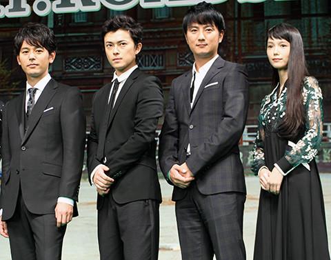 妻夫木聡主将「久しぶりに青春した」バンクーバー映画祭観客賞作引っ提げ凱旋
