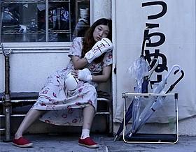 安藤サクラが主人公・一子を熱演「百円の恋」