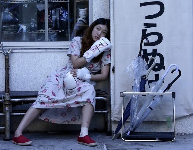 安藤サクラ「百円の恋」予告編で自堕落オンナからボクサーへ大変ぼう