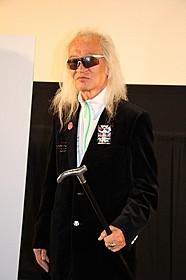 京都国際映画祭に参加した内田裕也「コミック雑誌なんかいらない!」