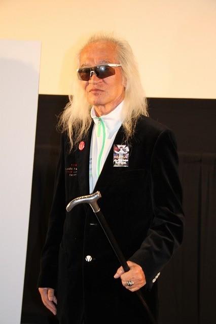 内田裕也、日本映画界の現状をチクリ 時代劇に意欲