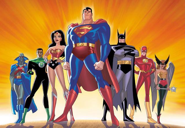 ワーナーがDCコミック映画10作品のラインアップを発表